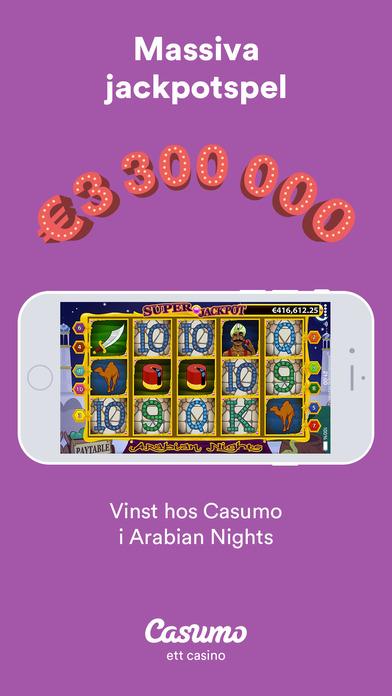 Casumo App Jackpottar