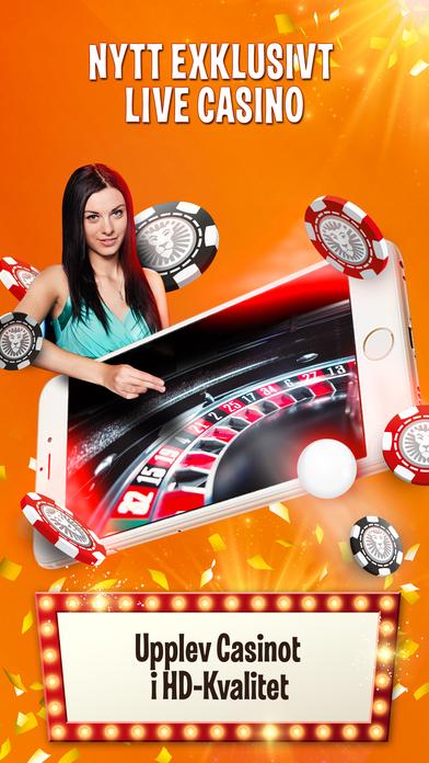 LeoVegas app live casino