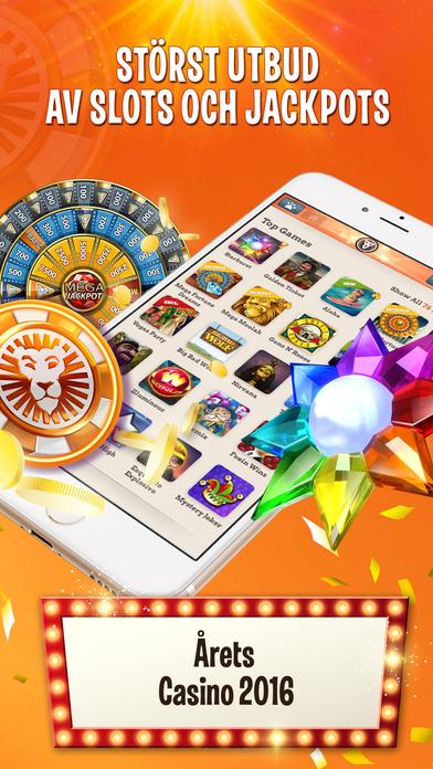 LeoVegas app slots jackpots